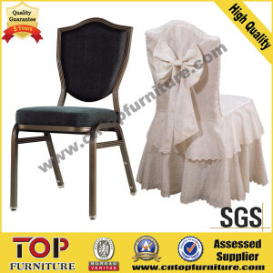 Wholesale Wedding Banquet Chair with Chair Cover pictures & photos