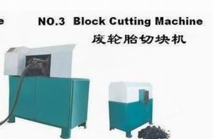 Tire Recycling Machines to Rubber Powder / Waste Tire Crushing Machinery