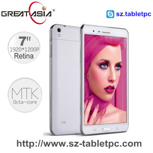 New Arrival 7 Inch Tablet Dual SIM Mtk6592 Octa Core Tablet with 3G Phone  Call 2GB RAM Tablet PC