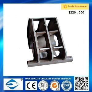 Sheet Metal Welding Parts for Heavy Equipment pictures & photos