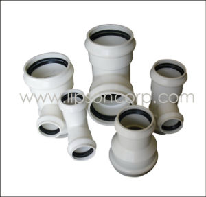 High Quality PVC Pressure Pipe Fitting pictures & photos
