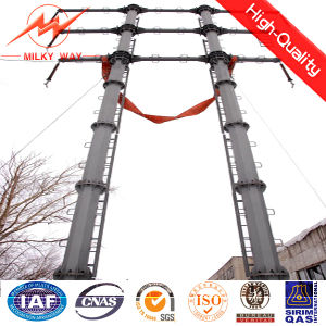 35 Kv Power Transmission Supporting Steel Structure pictures & photos