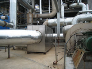 Heat Exchanger Energy-Saving Incineration System