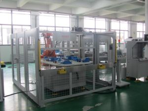 Automobile Trims Ultrasonic Robot Welding Machine