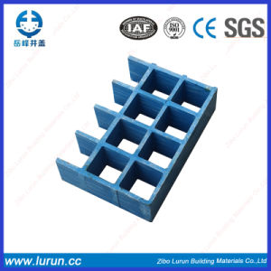 En124 FRP (Fiber Reinforced Plastic) GRP/BMC/SMC Composite Drain Grating pictures & photos