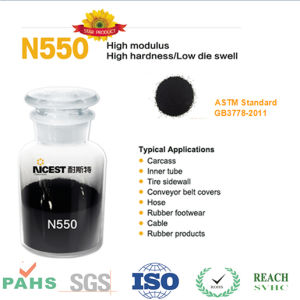 Carbon Black N550 for Rubber Products Star Products