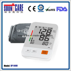 Large LCD Upper Arm Blood Pressure Monitor (BP80IH)