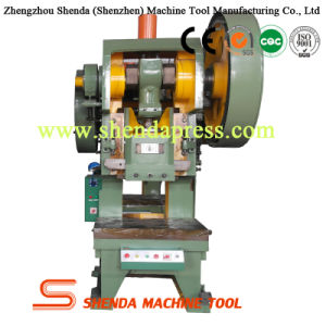 J23-63t Power Press with Mechanical Drive