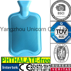 TUV / SGS / Phthalate Free BS Rubber Hot Water Bag
