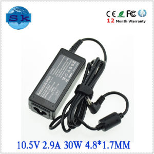 AC Power Supply Adapter for Sony Vaio 10.5V 2.9A 30W (4.8*1.7MM)