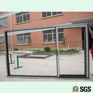Good Quality 3 Track Aluminium Frame Sliding Door, Window, Aluminium  Window, Aluminum Window