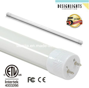 Dimmable 18W 1.2m T8 Tube Fixture with Dlc&ETL