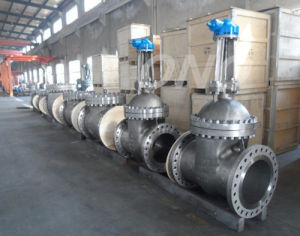 API Standard Bolted Bonnet Flanged Gate Valve pictures & photos