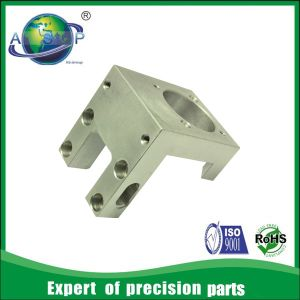 Customized Carbon Steel Bridgeport CNC Parts