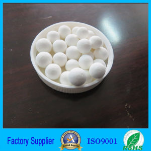 Purity White Sphere Alumina Catalyst Pellet From China