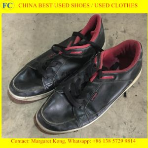 Big Size & Good Quality of Used Shoes for Africa Market