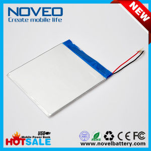 2014 High Quality Android Tablet 2800mAh Battery in Li Polymer Battery