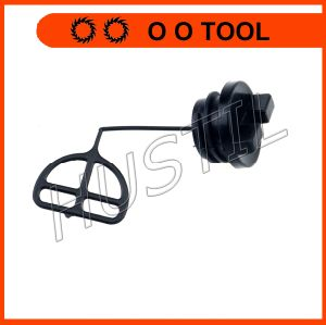 Chain Saw Spare Parts 5200 Fuel Tank Cap in Good Quality pictures & photos