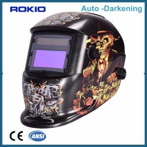 Custom Welding Helmets >> China Custom Predator Welding Helmet Auto Darkening China Welding