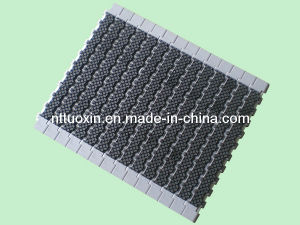 25.4mm Modular Conveyor Belt with Rubber for Incline Conveyor pictures & photos