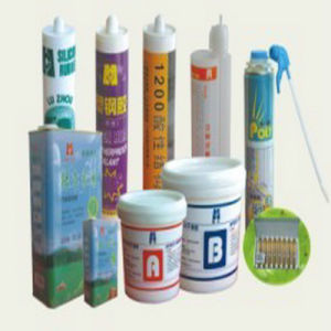 Polyurethane Adhesive for Windowshield Glass (CH-860)