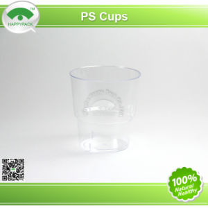 Transparent 7oz Tumbler in PS Material pictures & photos