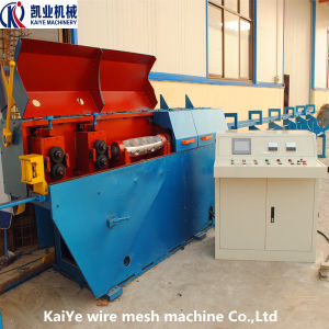 Fast Speed Wire Straightening and Cutting Machine pictures & photos