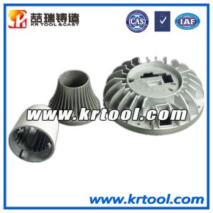High Quality Zamac Die Casting for LED Lighting Parts pictures & photos