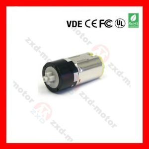 3V 10mm Eyelash Brush DC Gear Motor