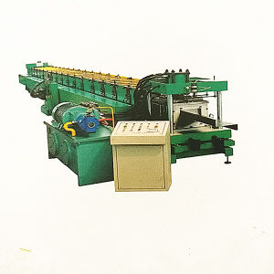 Z Type Steel Forming Machine pictures & photos