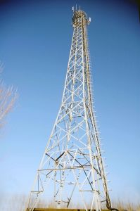 Microwave Tower for Steel Tower pictures & photos