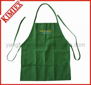 Customized Waist Cotton Cooking Kitchen Apron pictures & photos