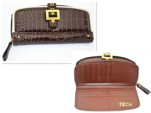 Fashion Lady PU Wallet/Purse/Bag (JYW-29143) pictures & photos