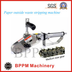 Paper Waste Outside Small Paper Stripping Machine pictures & photos