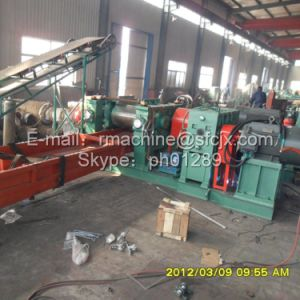 Waste Tire Recycling Machine, Waste Tire Recycling Line pictures & photos