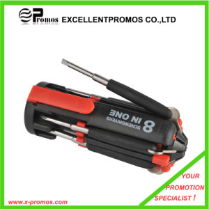 8 in 1 Multi Screwdriver Set with 6LED Torch (EP-TS8121) pictures & photos