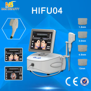 Beauty Salon High Intensity Focused Ultrasound for Skin Rejuvenation Skin pictures & photos