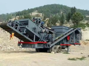 Mobile Crusher Station