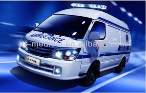New Type Best-Selling Intensive Transport Rhd Ambulance pictures & photos