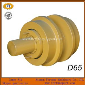 China Carrier Roller for Komatsu Excavator Dozer Undercariage Spare Parts pictures & photos