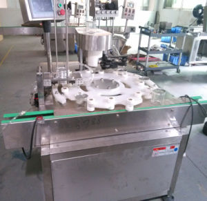 Automatic Can Cap Capping Machine