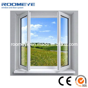 Double Casement PVC Casement Windows pictures & photos