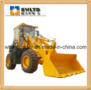 Wheel Loader 0.6cbm Bucket (ZL16F) , Shovel Loader CE pictures & photos