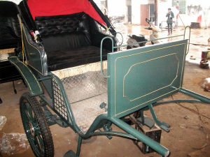 Pony Horse Carriage (GW-HC05-5#) pictures & photos