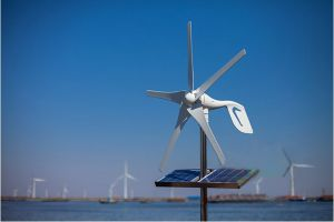 600W Small Wind Generator (Horizontal Wind Turbine 100W-20KW) pictures & photos