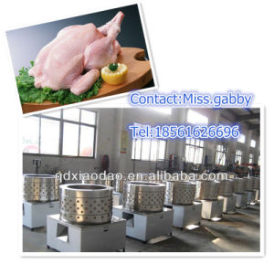 High Quality Poultry Feather Plucking Machine pictures & photos