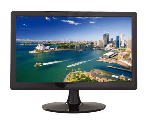 18.5′′ LED Monitor pictures & photos