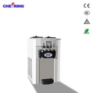 Ce Certification Soft Ice Cream Freezer Refrigerator Machine pictures & photos