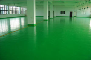 Non-Solvent Anti-Corrosion Epoxy Floor Paint