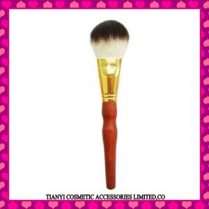Makeup Brush With Wooden Handle (TY-006)